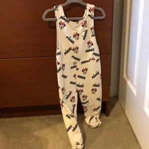 Zara Minnie Mouse Jumpsuit 18-24 Months